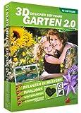 3D Designersoftware Garten 2.0 -