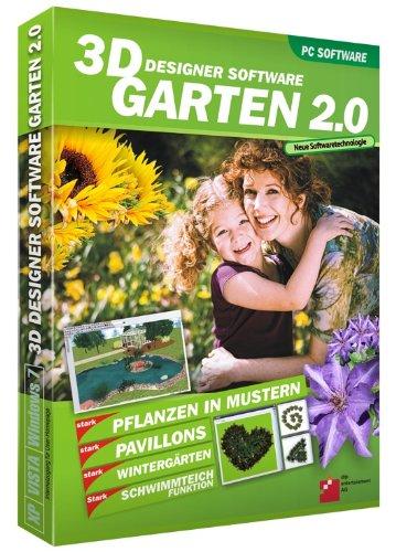 3D Designersoftware Garten 2.0 [Edizione : Germania]