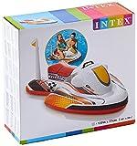 Intex 57520 - Cavalcabile Acquascooter, Multicolore, 117 x 77 cm