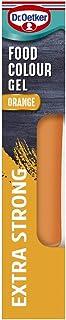 Dr Oetker Extra Strong Food Colour Gel Orange, 15 gm