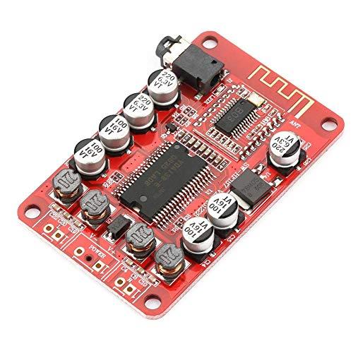 ARCELI Tablero del Amplificador Bluetooth Amplificador de Audio Digital Clase D Módulo de Amplificador de Doble Canal YDA138