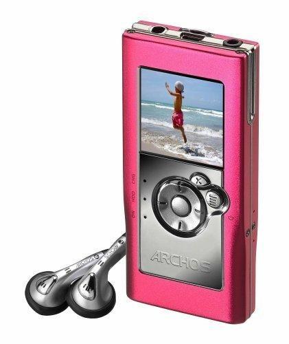 Archos Gmini XS 100 draagbare MP3-speler 3 GB roze