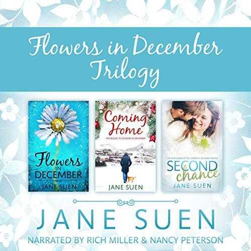 Couverture de Flowers in December Trilogy