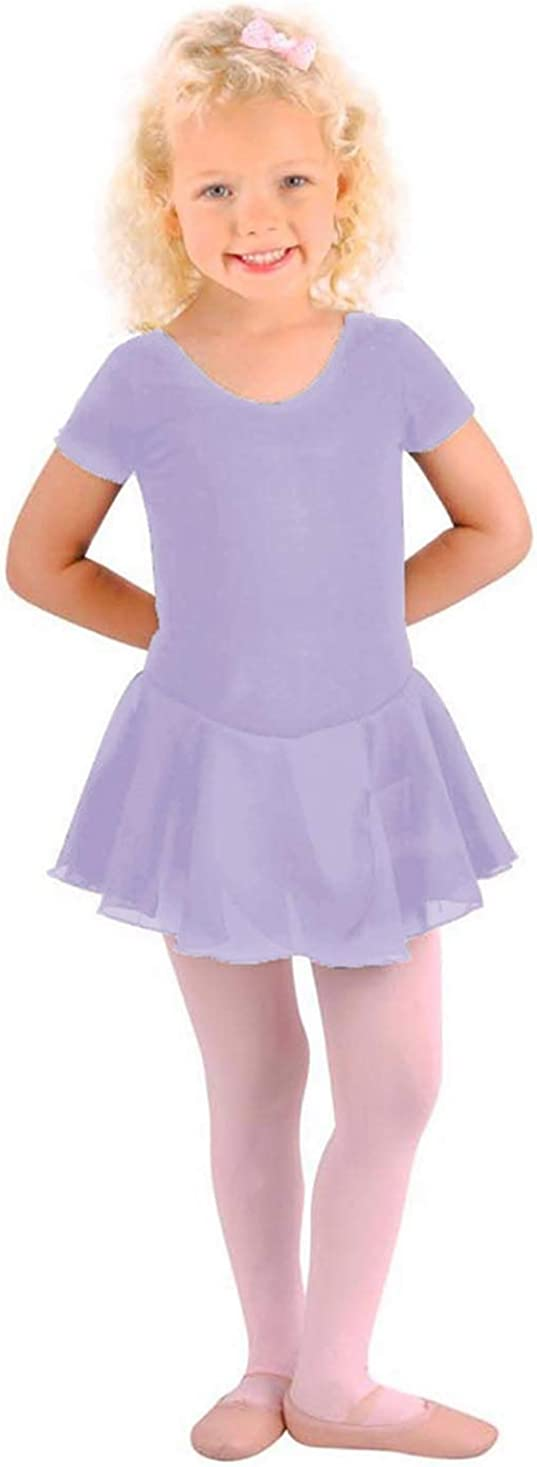 Danshūz Lavender Short Sleeve Dress