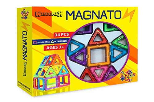 MAGNATON Magnetic Blocks |...