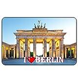 Cadora Magnetschild Kühlschrankmagnet I Love Berlin III