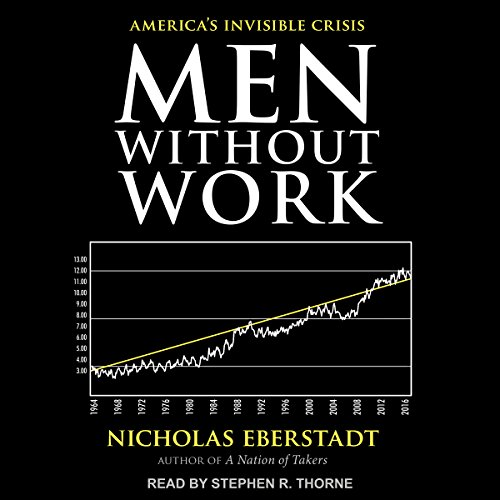 Men Without Work audiobook cover art