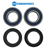 New HQ Powersports Front Wheel Bearing Replacement For Kawasaki ZX600 ZX-6R 600cc 1998-2015