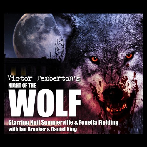 Night Of The Wolf audiobook cover art