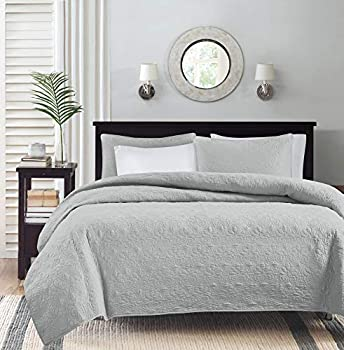 Madison Park Quebec 3-Piece Coverlet Double Sided Bedding Set