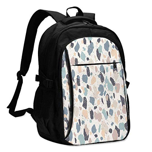 XCNGG Personalized Customization, Fashionable Travel Backpack, Men'S And Women'S Computer Bags, Men'S And Women'S Backpacks, Backpacks With Usb Charging Interface, Notebook Backpacks, Backpacks For St
