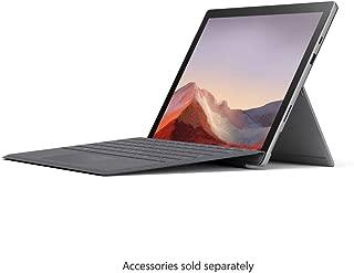 Microsoft Surface Pro 7 M1866 12.3-inch Laptop (10th Gen Intel Core i5-1035G4/8GB/128GB SSD/Windows 10 Home/Intel Iris Plus Graphics), Platinum