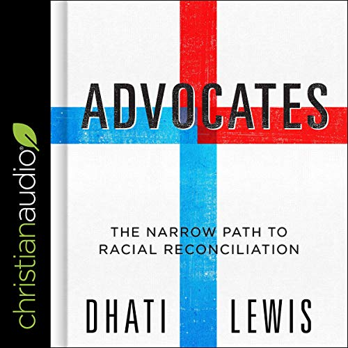 Advocates audiobook cover art