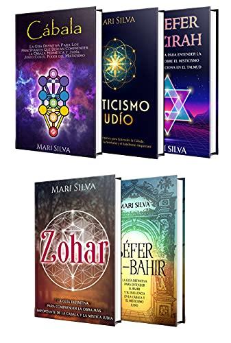 Cábala: Una guía de la Cábala  el misticismo judío  el Sefer Yetzirah  el Zohar y el Sefer Ha-Bahir PDF EPUB Gratis descargar completo