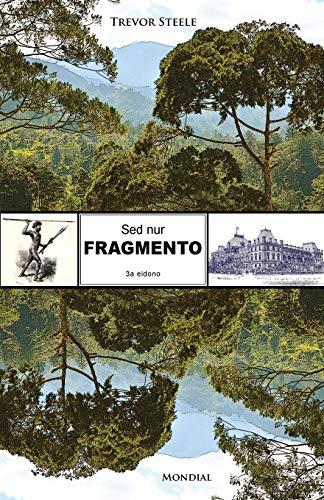 Sed nur fragmento (Originala romano en Esperanto) (Esperanto Edition) (Paperback)