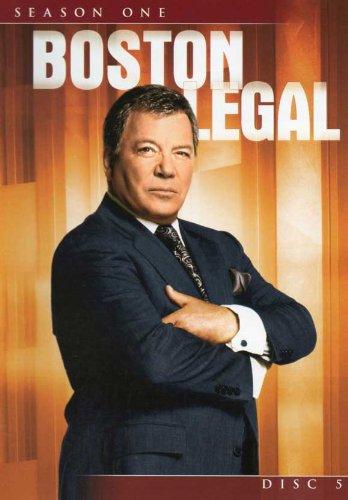 Boston Legal Movie Poster (27 x 40 Inches - 69cm x 102cm) (2004) Style I -