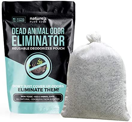 Dead Animal Smell Removal Reusable Deodorant Pouch Eliminate dead Animal Smell Without Scent product image