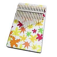 1個 サムピアノ 17 キー カリンバ 指ピアノ アフリカ楽器 フィンガーピアノ お子様 初心者 上級者 専門家に適用配達6〜9労働日まで