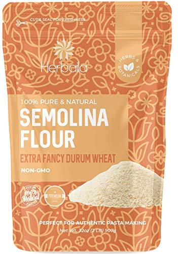 Herbalia Fine Semolina Flour