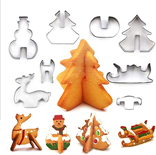 3D Cookie cutters!