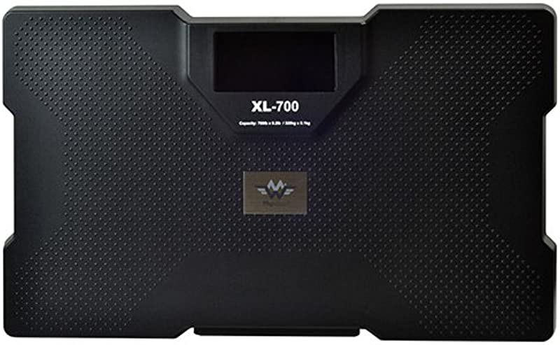 My Weigh SCMXL700T 700 Lb 320kg Talking Bathroom Scale