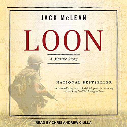 Loon audiobook cover art