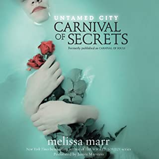 Untamed City: Carnival of Secrets cover art