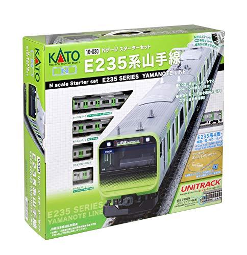 KATO Nゲージ スターターセット E235系 山手線 10-030 鉄道模型 入門セット