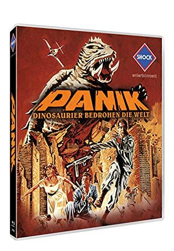 Panik - Dinosaurier bedrohen die Welt - Limitiert auf 999 Stück [Blu-ray]
