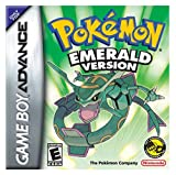 Pokemon Emerald Version – Neue Batterie installiert (erneuert)