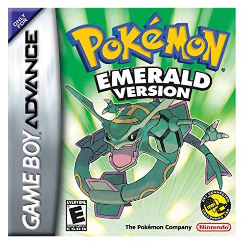 Pokemon Emerald Version - New Battery Installed (Renewed)