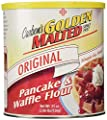 Golden Malted Waffle and Pancake Flour, Original