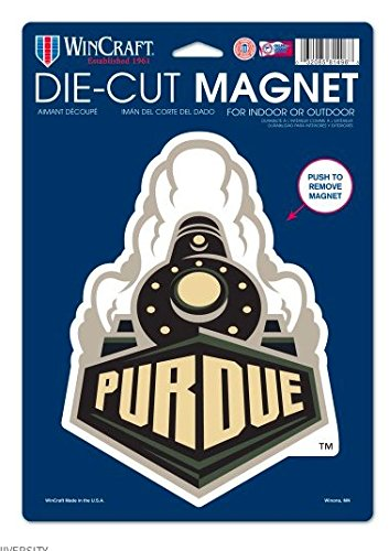 WinCraft NCAA Purdue University Boilermakers 6x9 Magnet