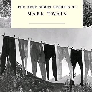 The Best Short Stories of Mark Twain audiobook cover art