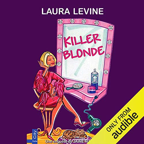 Killer Blonde cover art