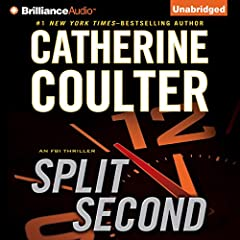 Split Second: An FBI Thriller, Book 15