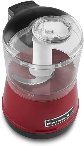popular KitchenAid KFC3511ER 3.5-Cup sale Food lowest Chopper - Empire Red (Renewed) online