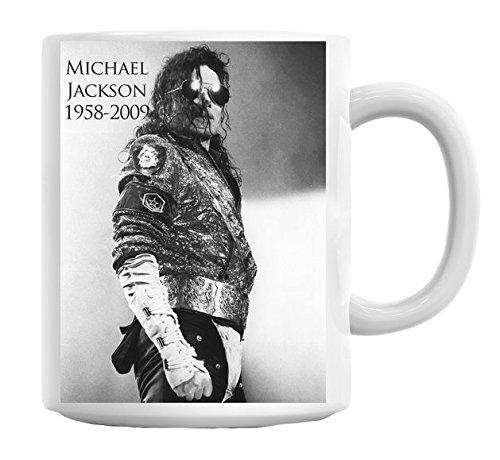 Michael Jackson King Of Pop Mug Cup