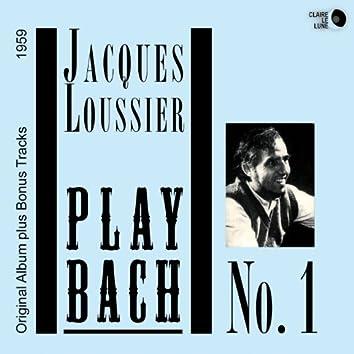 Play Bach No. 1 (Original Album Plus Bonus Tracks 1959)