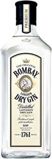 Bombay Bombay Dry ginebra Original 100cl - 700 ml