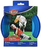 TRIXIE Disco Dog Activity, Resistente Mordiscos, ø19 cm, Perro