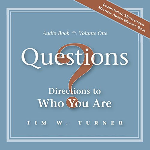 Questions: Directions to Who You Are audiobook cover art