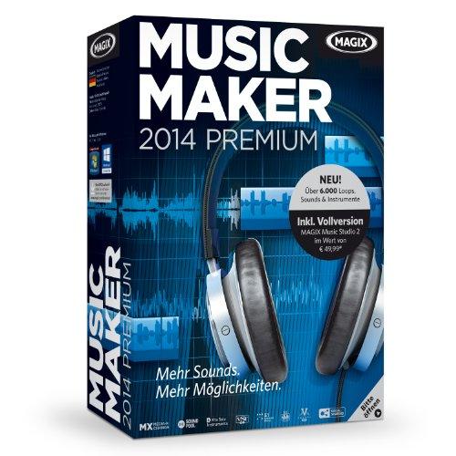 MAGIX Music Maker 2014 Premium [import allemand]