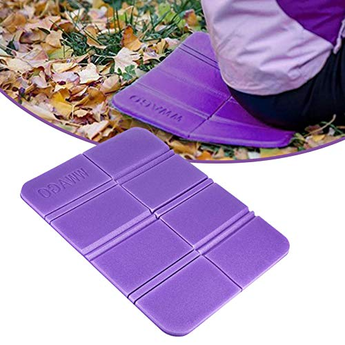 Appoo MoistureProof Foam Cushion Foldable Cushion Sit Mat Waterproof Thermal Seat Pad with Storage Bag for Pinic Hiking Backpacking Mountaineering Trekking kindly