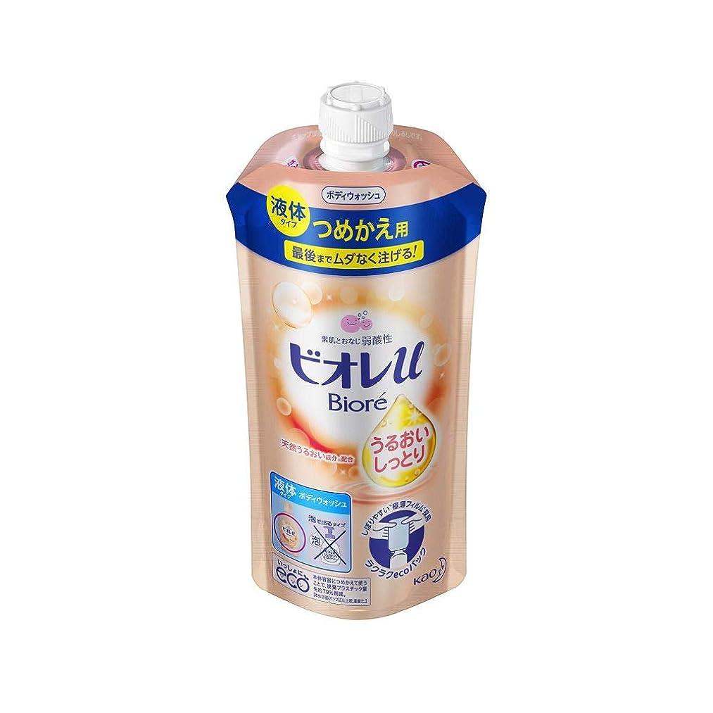 葡萄保全豆腐花王 ビオレu うるおいしっとりつめかえ用 340ML