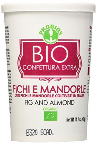 Probios Confettura Extra di Fichi e Mandorle - 2 Confezioni 400 g
