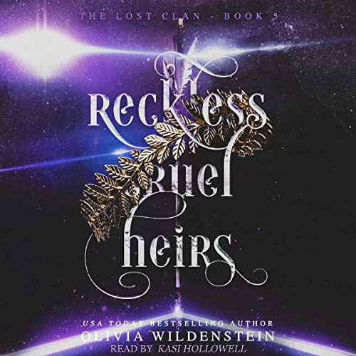 Reckless Cruel Heirs  By  cover art