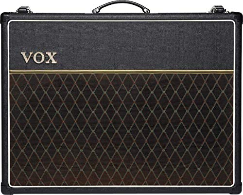 VOX, 2 Electric Guitar Amplifier Footswitch, Black (AC30C2)