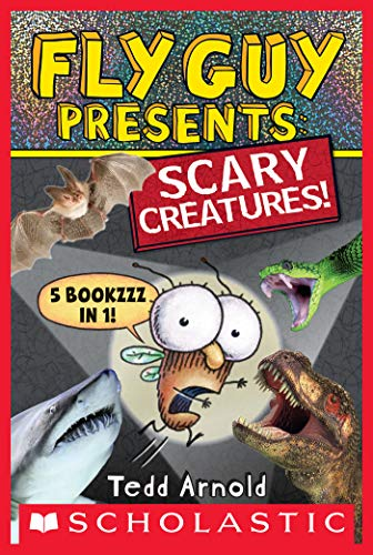 Fly Guy Presents: Scary Creatures! (English Edition)