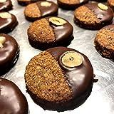 Schokokrock Low Carb zuckerfreie Kekse - Box 22er - ohne Zucker & ohne Weizen. Diabetiker Schokolade - Mehr Protein & Ballaststoff